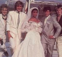 Nick rogers wedding